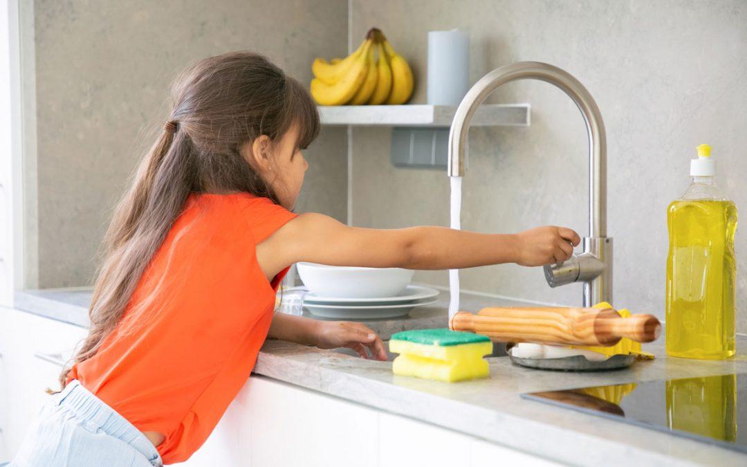 Limpieza del hogar limpieza grifo el escorial