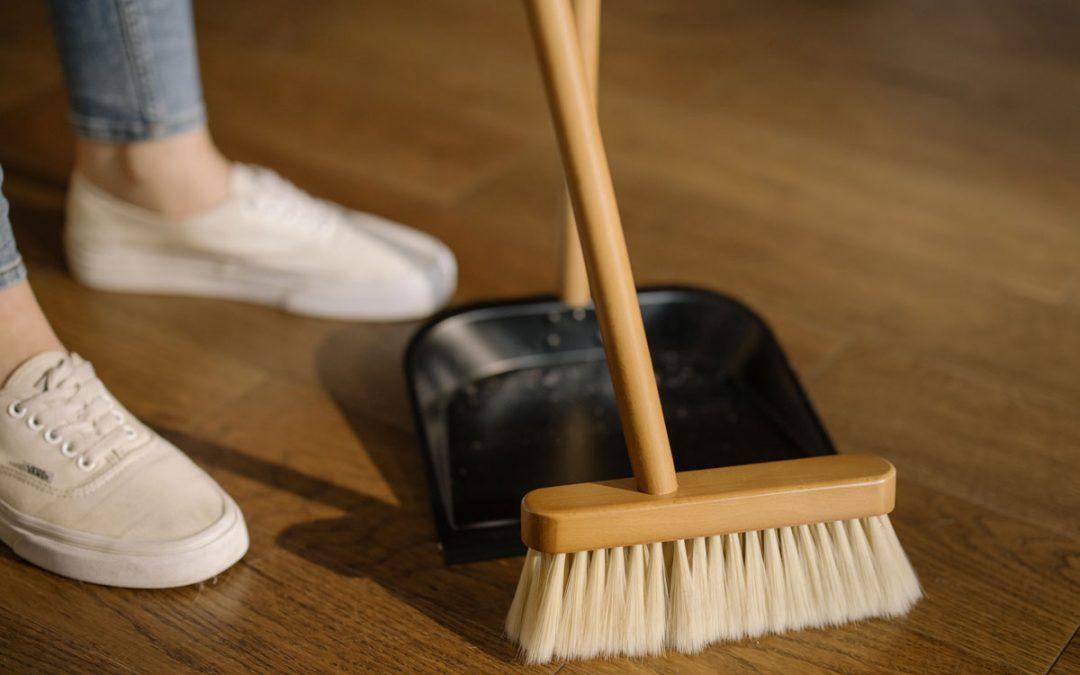 3 consejos para mantener su hogar limpio y organizado