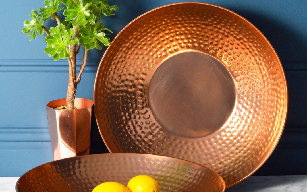 Trucos para limpiar y pulir cobre