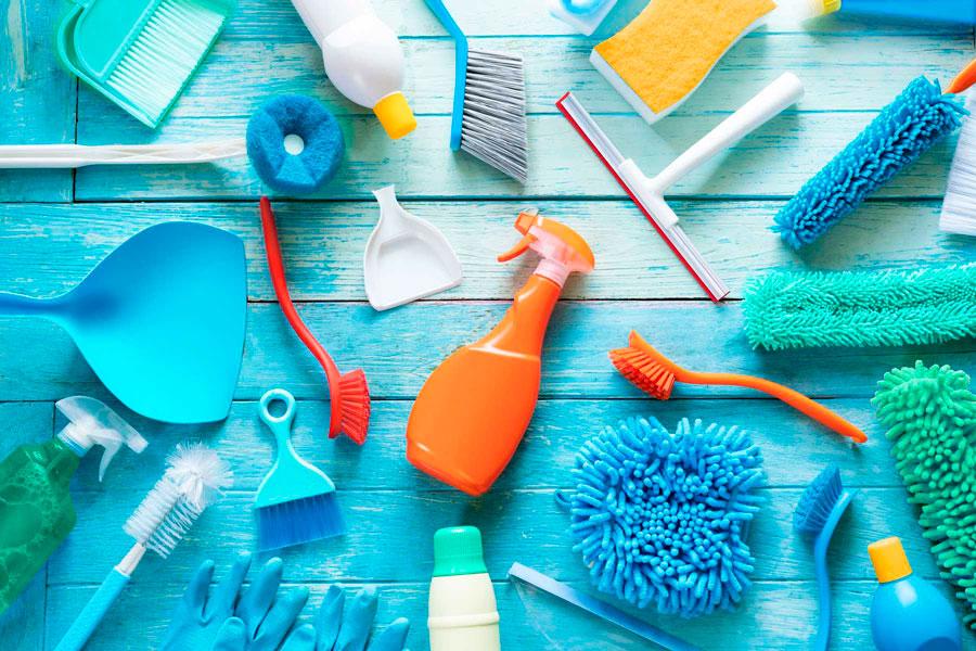 Errores de limpieza peligrosos que se deben evitar
